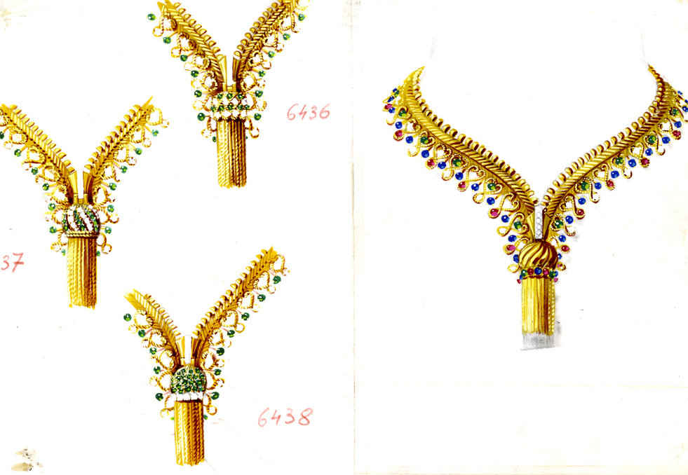 A Jewellery Icon: The VCA Zip Necklace
