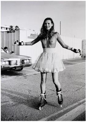 Lot 27 - Christoph Martin Schmidt (German b.1961), 'Kate Moss Venice Beach III', 1992