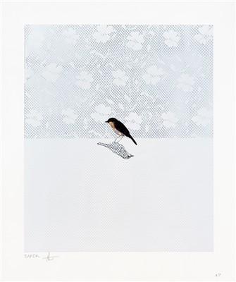 Lot 16 - Charming Baker (British b.1964), 'Bird III', 2013