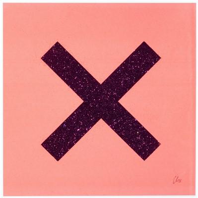 Lot 20 - Chris Levine (British b.1960), 'Marks The Spot (2)', 2018