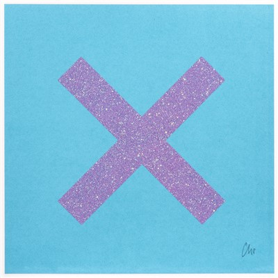 Lot 21 - Chris Levine (British b.1960), 'Marks The Spot (3)', 2018