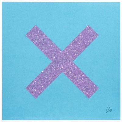 Lot 12-Chris Levine (British b.1960), 'Marks The Spot (3)', 2018