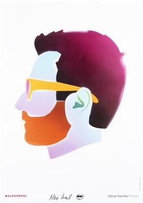 Lot 2 - Alex Israel (American b.1982), 'Self-Portrait', 2013