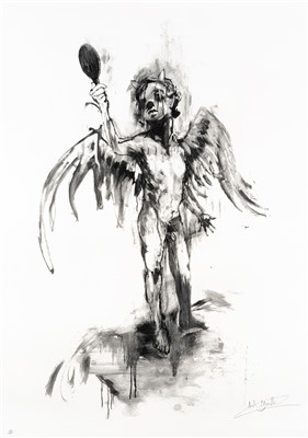 Lot 6-Antony Micallef (British b.1975), 'God I Want To Be Bad', 2007