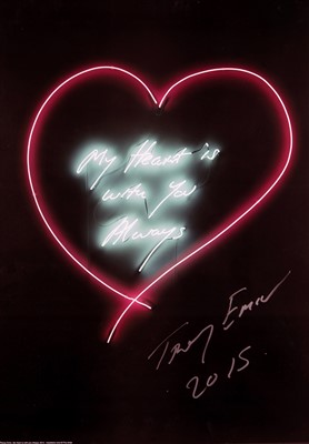 Lot 368-Tracey Emin (British b.1963), 'The Neons'