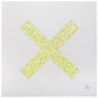 Lot 16 - Chris Levine (British b.1960), 'Marks The Spot (8)', 2018