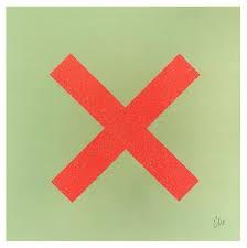 Lot 13 - Chris Levine (British b.1960), 'Marks The Spot (7)', 2018