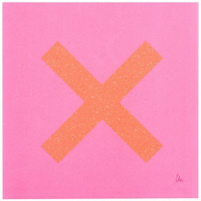 Lot 23 - Chris Levine (British b.1960), 'Marks The Spot (5)', 2018