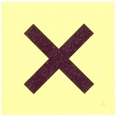 Lot 19 - Chris Levine (British b.1960), 'Marks The Spot (1)', 2018