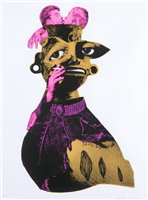 Lot 82 - Judith Supine (American b.1978), 'Untitled 2', 2007