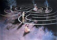388 - Ian Francis (British b.1979), 'Theseus Crosses A Line', 2011
