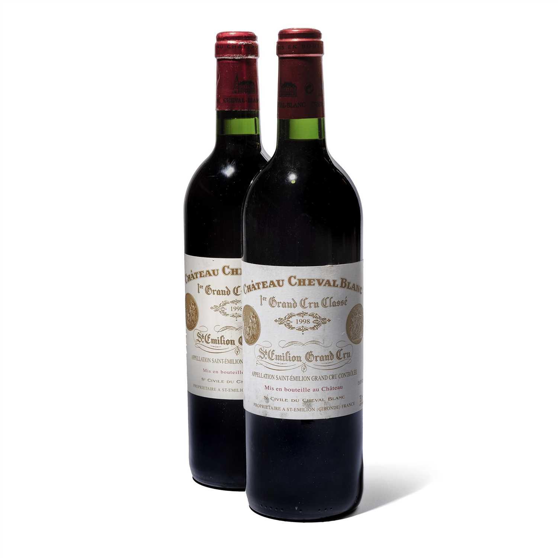 Lot 24-1998 Cheval Blanc