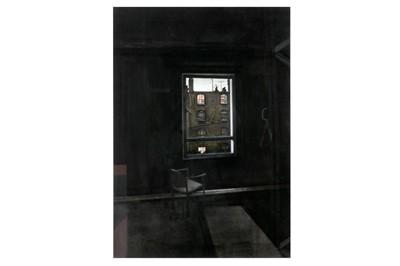 Lot 28 - Frank Laws (British), 'His Window', 2013