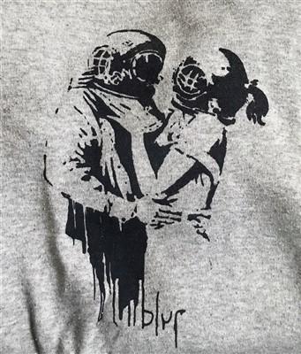 Lot 91 - Banksy & Blur, 'Think Tank', 2003