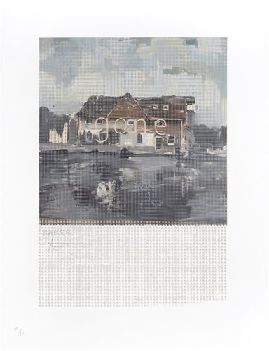 Lot 18 - Charming Baker (British b.1964), 'Gone', 2015