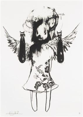 Lot 88 - Antony Micallef (British b.1975), 'Light Angel Bomber 1', 2006