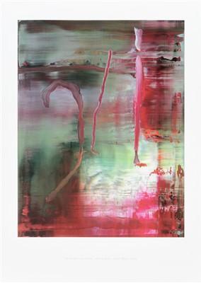 Lot 32 - Gerhard Richter (German b.1932), 'Abstraktes Bild 889-5 (Abstract Picture)', 2004
