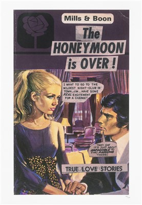 Lot 18 - Connor Brothers (British Duo), 'The Honeymoon Is Over', 2017