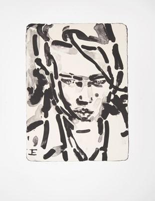 Lot 30 - Elizabeth Peyton (American b.1965), 'Elias', 2014