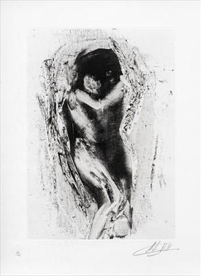 Lot 7-Antony Micallef (British b.1975), 'A Small Print Of What I Think Love Looks Like', 2010