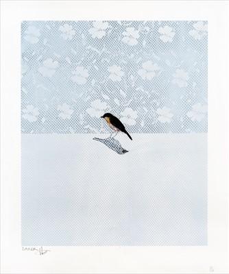 Lot 9-Charming Baker (British b.1964), 'Bird III', 2013