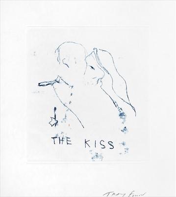 Lot 80 - Tracey Emin (British b.1963), 'The Kiss', 2011