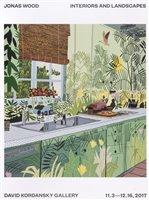 Lot 76 - Jonas Wood (American b.1977), 'Interiors And Landscapes', 2017