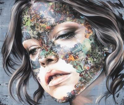 Lot 64 - Sandra Chevrier (Canadian b.1983), 'Le Cage et la Digite', 2015