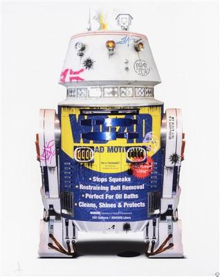 Lot 38 - JJ Adams (British b.1978), 'WD-4D', 2015