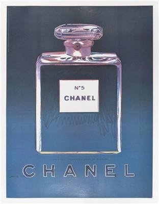 Lot 2-Andy Warhol (American 1928-1987), 'Chanel No.5', 1997