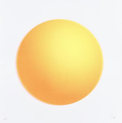 Lot 6-Chris Levine (British 1960)-, 'Atomic 2', 2019