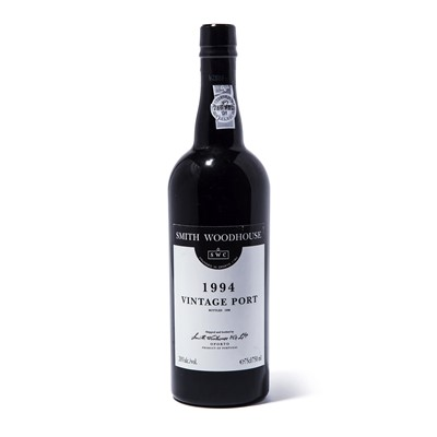 Lot 11-12 bottles 1994 Smith Woodhouse