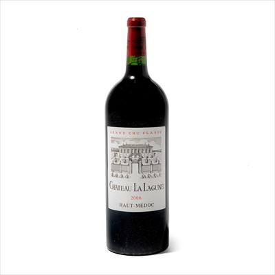 Lot 17-6 magnums 2006 Chateau La Lagune