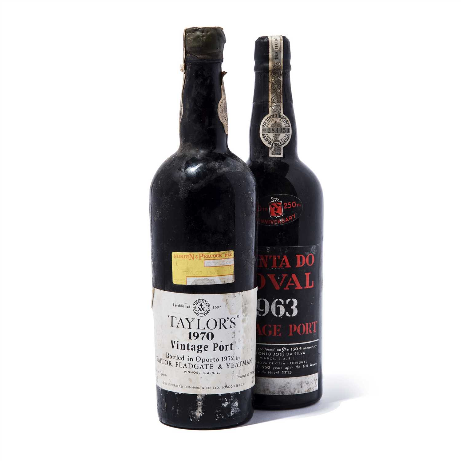 Lot 8-Mixed Vintage Port
