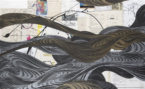 Lot 46 - David Ellis (American b.1971), untitled, 2008