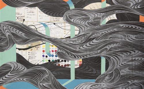 Lot 47 - David Ellis (American b.1971), untitled, 2008