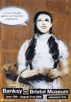 Lot 149 - Banksy (British b.1974), a collection of four Banksy vs Bristol Museum exhibition posters