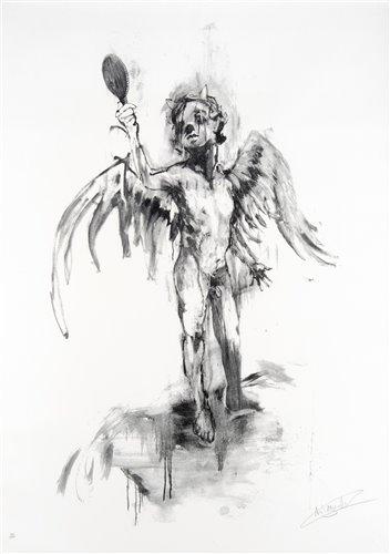 Lot 7 - Antony Micallef (British b.1975), 'God I Want To Be Bad', 2007