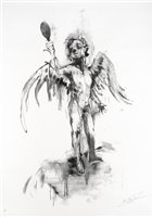 Lot 7-Antony Micallef (British b.1975), 'God I Want To Be Bad', 2007