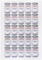 Lot 150 - Banksy (British b.1974), 'Soup Cans Poster', 2010
