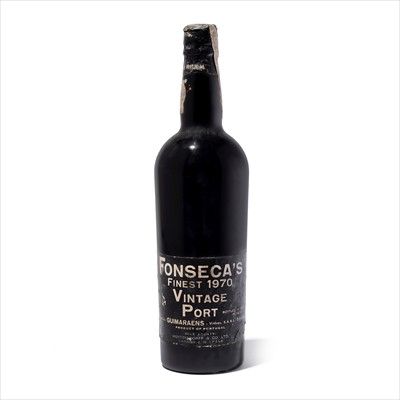 Lot 6-1 bottle Fonseca 1970