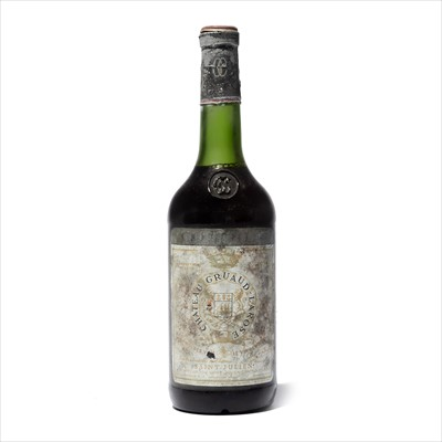 Lot 22-12 bottles 1975 Chateau Gruaud Larose