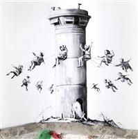 Lot 156 - Banksy (British b.1974), 'Walled Off Hotel Box Set', 2017