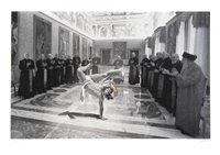 Lot 177 - Cosmo Sarso (British), 'Breakdancing Jesus', 2012