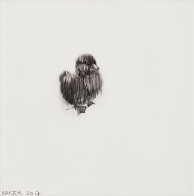 Lot 8-Charming Baker (British 1964-), 'Duckling', 2017, unique