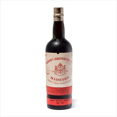 Lot 24-1 bottle Krohn Brothers Imperial Reserve Madeira