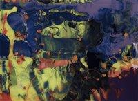 376 - Gerhard Richter (German b.1932), 'Aladin (P11)', 2014