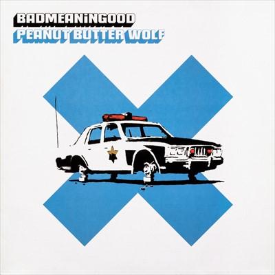 Lot 67 - Banksy (British b.1974), 'Badmeaninggood - Peanut Butter Wolf', 2003