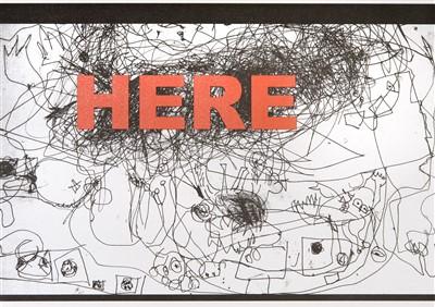 Lot 50 - Elizabeth Price (British b.1966), 'Here', 2012