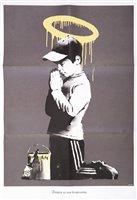 Lot 151 - Banksy (British b.1974), 'Forgive Us Our Trespassing', 2010